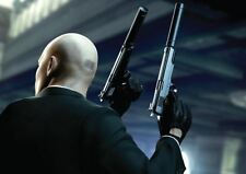 HITMAN ABSOLUTION XBOX 360 PS3 GAME NEW ART PRINT POSTER YF1339