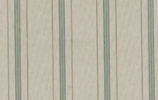 Alternating Wide Gray Stripe and Narrow Teal Green Stripe Wallpaper   JM2574