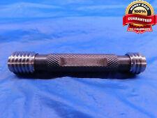 58 11 Unc 2b 15 Mm 0059 Thread Plug Gage 625 6250 58 11 Go And No Go