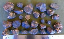 Box Lot 3lbs 5oz Colorado FERBERITE Tungsten Ore Nice Pieces USA