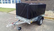 Car trailer 6ft x 4ft 750kg motorcycle trailer quad trailer BRAND NEW