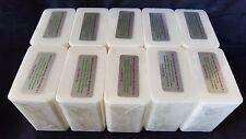 10 lb RAW SHEA BUTTER Melt And Pour Glycerin Soap 100% Natural BULK Wholesale