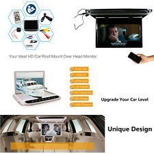 12.1 Inch Overhead Roof Monitor Car FM Video Player DVD System MP4 MP5 Player