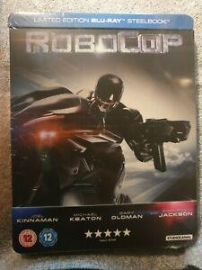 Robocop - Édition Limitée Steelbook [Blu-Ray] [2014],Neuf,Dvdneuf sous blister