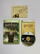 Harry Potter And The Order Of The Phoenix - Microsoft Xbox 360 - Free P+P