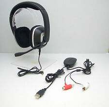 Refurbished Plantronics GameCom X95 Stereo Gaming Wireless Headset for XBOX 360