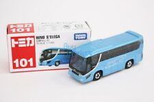 Takara Tomy Tomica #101 HINO S'ELEGA Scale 1/156 Bus Small Japan Diecast Toy Car