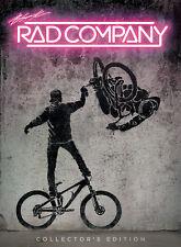 Rad Company DVD Blu Ray Digital Download Mountain Bike MTB Collector's Edition S