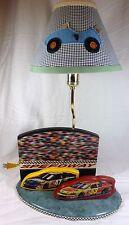 Kids Bedroom Race Car Desk Lamp