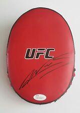 Amanda Nunes Autographed Signed MMA UFC Champion Punching Mit JSA