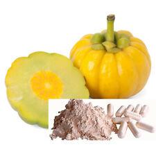 250 g Garcinia Cambogia Pulver Extrakt 60 % HCA hochdosiert Fatburner Bügelglas