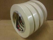 3M 201E Masking Tape 18mm  (4 rolls)   Low Bake Masking Tape  80 degree