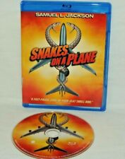 Snakes On A Plane Blu Ray Near Mint Fast Shipping
