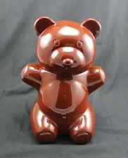 "Aramis Vintage 11"" Teddy Bear Cookie Jar"