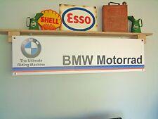 BMW Motorrad BANNER Motorcycle Workshop  F700GS 1000RR R nine T Racer, G 310 R