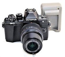 Olympus OM-D E-M10 Mark II Mirrorless Micro Four Thirds W. 14-42mm II R Lens