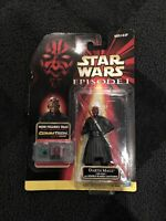 Star Wars Episode 1 Darth Maul Jedi Duel With Double Bladed Lightsaber.
