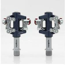 Wellgo Xpedo MTB road Bike  Pedal Clipless Pedals With Cleats SPD Compatible
