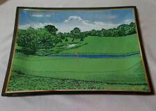 Vtg CYO 8th Annual Invitational Golf Tournament Woodholme Country Club Plate