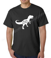 Papa Saurus T-Shirt Funny Fathers Day Gift Family Funny Dad Daddy Christmas