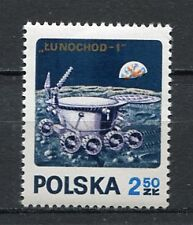 35825) POLAND 1971 MNH** Lunochod 1v..