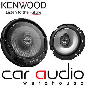 """Kenwood 16cm 6.5"""" 2 Way 600 Watts a Pair Front Door Speakers for Mazda MX5 MK1"""