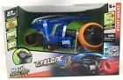 Maisto Tech Cyklone 360 R/C Stunt Vehicle (Blue/Orange 82086) NEW IN PACKAGE