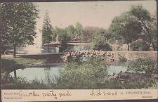 Lincoln Park Cincinnati Ohio c.a. 1908   # A8