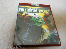 Full Metal Jacket (HD DVD) Stanley Kubrick - Uncut - Region Free - U.S. Import -