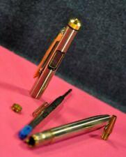Vintage Digital  Watch - Ballpoint Pen Chrome> c.1978's for parts