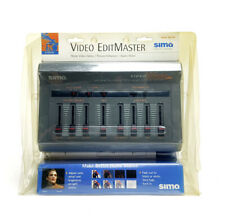 Sima Video Editmaster Plus Sed-Em Brand New in Original Packaging