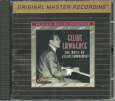 Lawrence, Elliot The Music of Elliot Lawrence MFSL GOLD CD UDCD 636 ohne J-Card