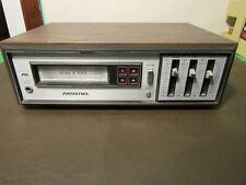 Vintage Sound Design Stereo 8 Track Player Model 4840 Tested Works