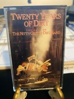 Twenty Years Of Dirt The Best Of The Nitty Gritty Dirt Band Cassette