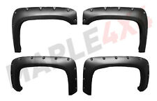 99-06 Chevy Silverado 1500/2500HD/3500HD Fender Flares Pocket Riveted