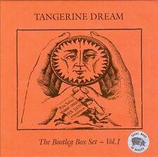 The Bootleg Box Set, Vol. 1 by Tangerine Dream (CD, Nov-2012, 7 Discs, Reactive)