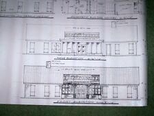 Custom House Plan Lodge 4 Bed 4 Bath 1 Story 2996 A/C Sq. Ft. 3707 Total