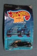 Hot Wheels Classics Mercedes 540K toy car vintage 1988