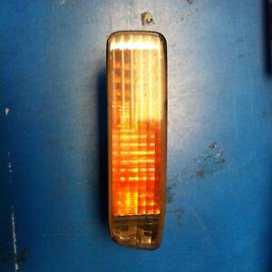 Used 92-93 Acura Integra Left Bumper light signal Lamp. Genuine Honda Stanley.