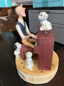 Disney's 101 Dalmatians Musical Memories Limited Edition Roger and Pups