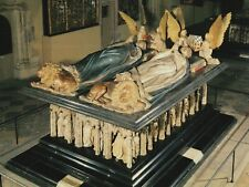 """ Tomb Of John The Fearless und Margaret "" { Postkarte (N15) ."
