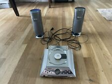 New listing Memorex Mx4114 Cd Player Am/Fm Bookshelf Stereo w/Remote Perfectly Functional
