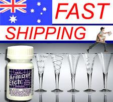 3oz. Armour Etch Glass Etching Cream (85g)