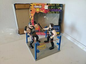 WWE Hulk Hogan STING Rock WWF YOUR CHOICE WCW Wrestling Action Figures