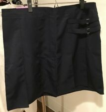 FRENCH TOAST GIRLS TWO-TAB PLEATED UNIFORM SCOOTER SIZE 42 PLUS NAVY NEW NWT