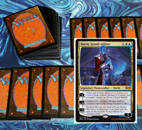 mtg BLUE WHITE AZORIUS DECK Magic the Gathering rares 60 cards Standard 2020