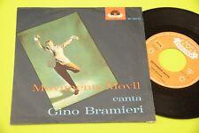 """GINO BRAMIERI 7"""" MOVIMENTO MOVIL ORIG ITALIA 1963 NM !!!!!!!!!!!!!!   TOOOPOPPP"""
