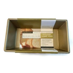 Williams Sonoma 1 Pound Loaf Pan Goldtouch Nonstick Commercial Quality