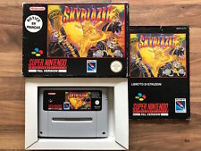 Super Nes:   SKYBLAZER         version ITALIENNE