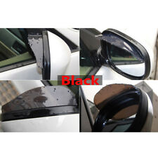1 Pair Rear View Side Mirror Rain Board Eyebrow Guard Sun Visor Car Accessories